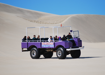 Florence Oregon Scenic Dunes Tours