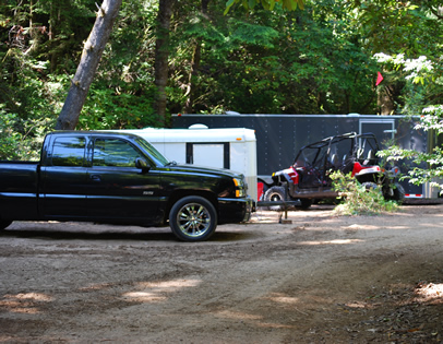 Florence Oregon ATV Dune Access Camping