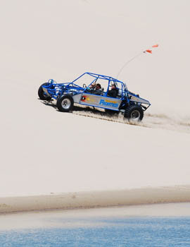 Oregon Coast Dunes Dune Buggy Tours