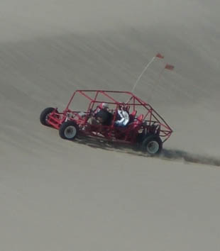 Red Rail Dune Buggy Tours in Florence Oregon