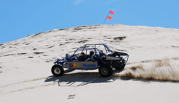 Oregon Dunes Dune Buggy Tours