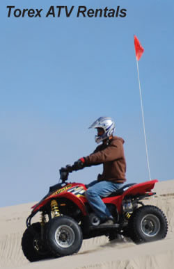 ATV Rental Information