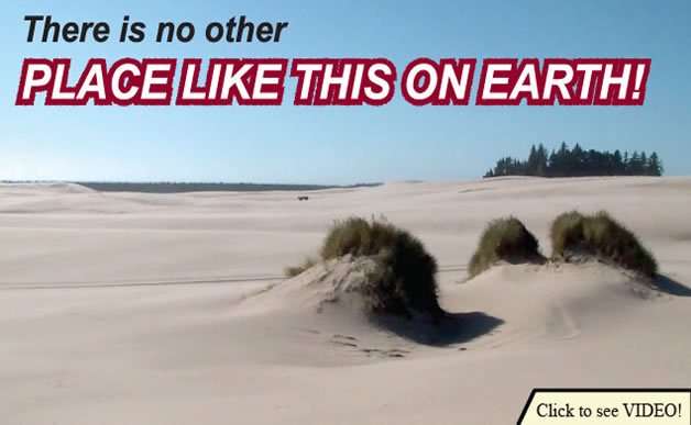 Florence Oregon Dunes Adventures