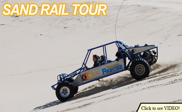 Sand Rail Tour by Sand Dunes Frontier